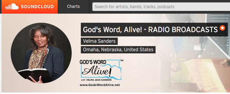 God's Word, Alive! is now on Soundcloud!