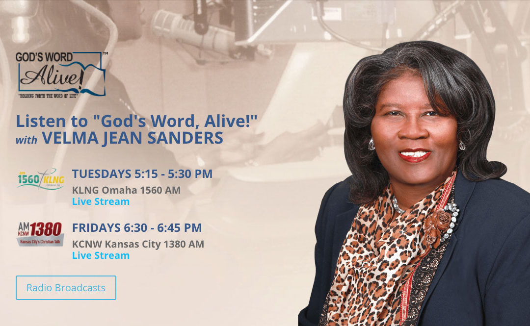 Tune in to God's Word, Alive!