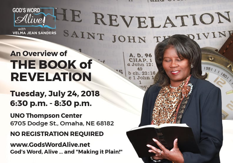 Join Us for an Overview of the Book of Revelation!