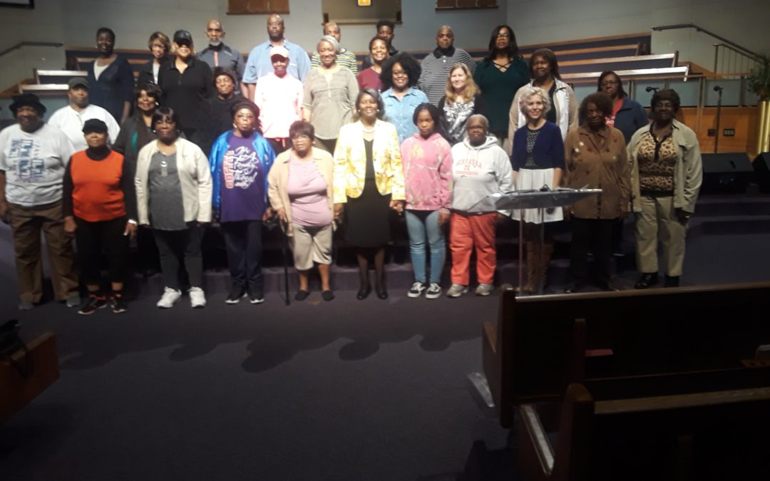 The Bread of Life Speech Choir – October 21, 2018