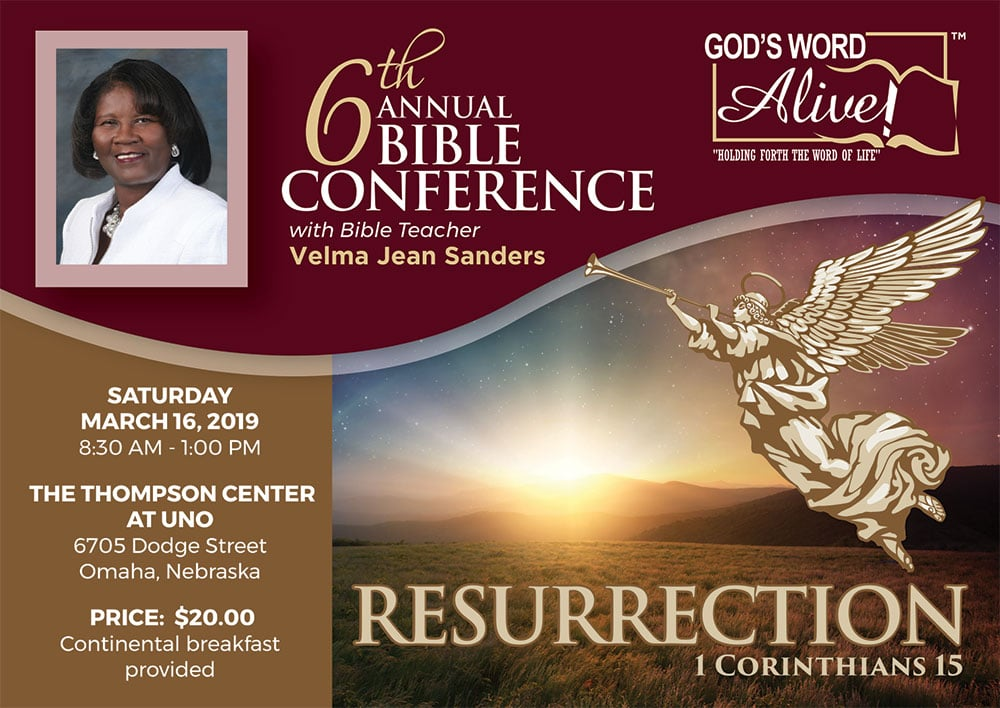 40th annual bible conference