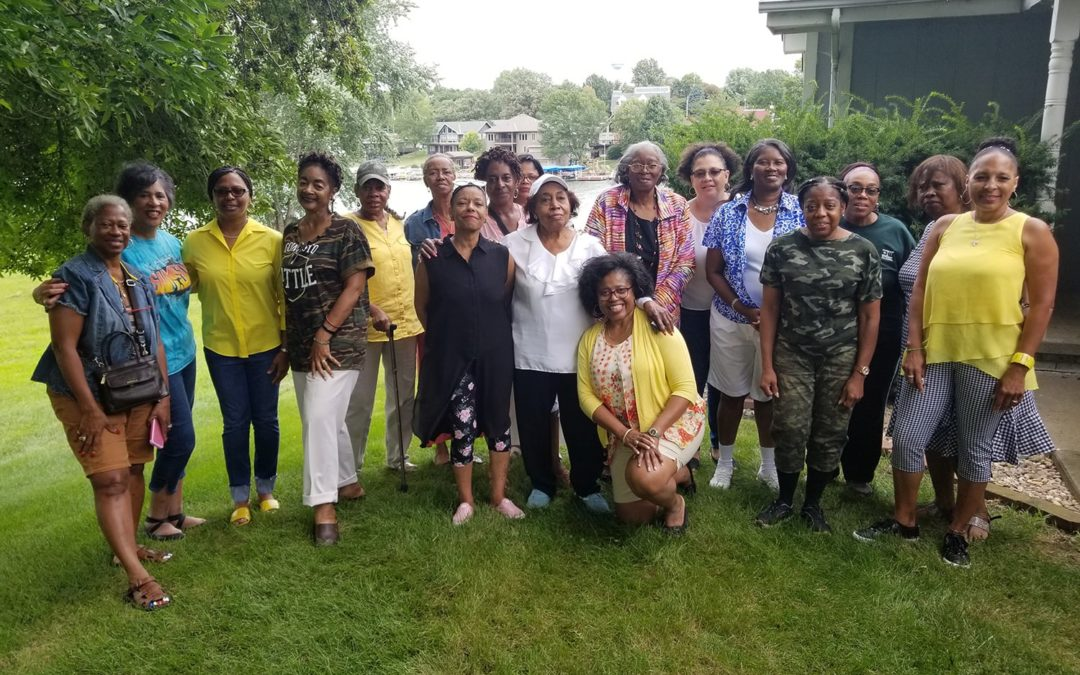 GOD'S COVENANT PARTNERS' ANNUAL RETREAT - AUGUST 24, 2019